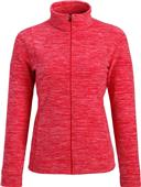 Landway Ladies Cascade Marled Fleece Jacket