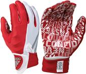 Adidas Adult Crazyquick 3.0 Football Gloves PAIR