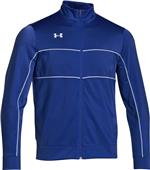 Under Armour Adult/Youth Rival Knit Warm-Up Jacket