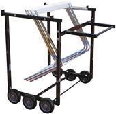 Stackhouse Track Hanging Hurdle Cart