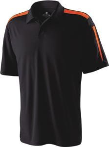 H423 - BLACK/ORANGE