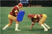 Stackhouse Football Oregon Linebacker Shield