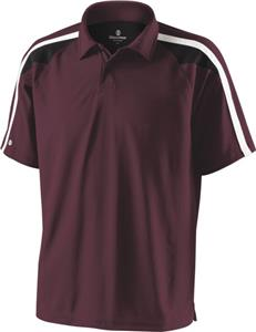 H524 - MAROON/BLACK/WHITE