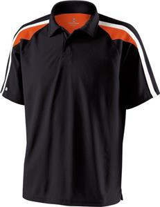 H611 - BLACK/ORANGE/WHITE