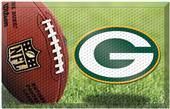 Fan Mats NFL Packers Scraper Ball or Camo Mats