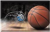 Fan Mats NBA Magic Scraper Ball Mat