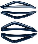 Easton Z7 Batting Helmet Colorsnap Vents