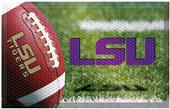 Fan Mats NCAA LSU Scraper Ball or Camo Mats