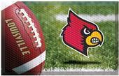 Fan Mats NCAA Louisville Scraper Ball or Camo Mats