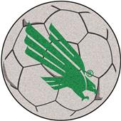Fan Mats NCAA Univ. of North Texas Soccer Mat