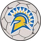 Fan Mats NCAA San Jose State Soccer Mat