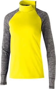 BRIGHT YELLOW/ CARBON HEATHER