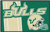 Fan Mats NCAA South Florida Starter Mat