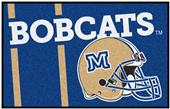 Fan Mats NCAA Montana State Univ. Starter Mat