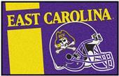 Fan Mats NCAA East Carolina Univ. Starter Mat