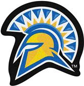 Fan Mats NCAA San Jose State University Mascot Mat
