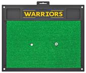 Fan Mats NBA Golden State Golf Hitting Mat