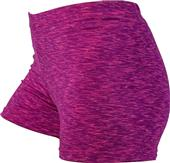 Gem Gear Compression Heathered Polyspandex Shorts