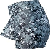 Gem Gear Compression Digital Camo Spandex Shorts