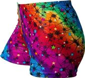 Gem Gear Compression Pretty Cosmo Spandex Shorts