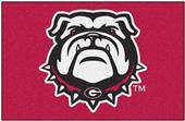 Fan Mats NCAA Univ. of Georgia Red Starter Mat