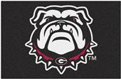 Fan Mats NCAA Univ. of Georgia Black Starter Mat