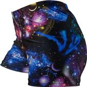 Gem Gear Compression New Galaxy Spandex Shorts