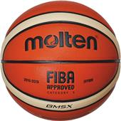 Molten Indoor/Outdoor FIBA Leather Basketballs
