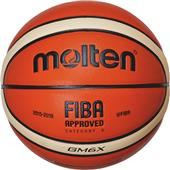 Molten Indoor/Outdoor Synthetic FIBA Basketballs