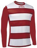 Joma Europa III Long Sleeve Soccer Jersey