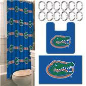 Northwest NCAA Florida 15-Piece Bath Set