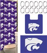 Northwest NCAA Kansas State 15-Piece Bath Set