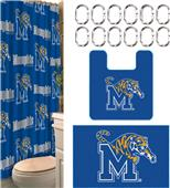 Northwest NCAA Memphis 15-Piece Bath Set