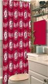 Northwest NCAA Alabama Shower Curtain