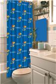 Northwest NCAA Kansas Shower Curtain