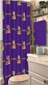 Northwest NCAA LSU Shower Curtain
