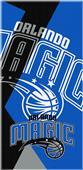Northwest NBA Magic Puzzle Beach Towel