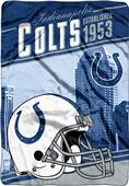 Northwest NFL Colts Stagger Oversized Throw