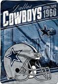 Northwest NFL Cowboys Stagger Oversized Throw