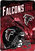 Northwest NFL Falcons Stagger Oversized Throw