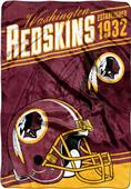 Northwest NFL Redskins Stagger Oversized Throw