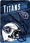 Northwest NFL Titans Stagger Oversized Throw
