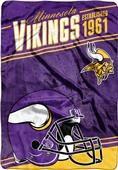 Northwest NFL Vikings Stagger Oversized Throw