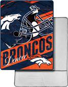 Northwest NFL Broncos Foot Pocket Throw