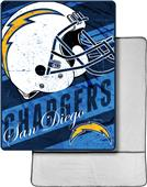 Northwest NFL Chargers Foot Pocket Throw