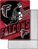 Northwest NFL Falcons Foot Pocket Throw