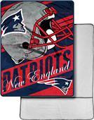 Northwest NFL Patriots Foot Pocket Throw