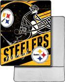Northwest NFL Steelers Foot Pocket Throw