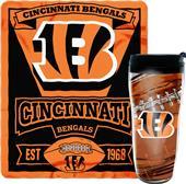 Northwest NFL Bengals Mug N' Snug Set