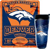 Northwest NFL Broncos Mug N' Snug Set